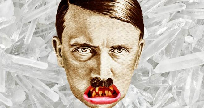 hitler metadone droga nazisti