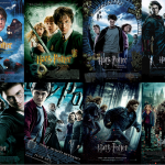 9. Harry Potter