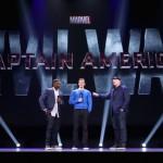 """Riprendendo da dove  """"Age of Ultron """" ci aveva lasciati, """"Captain America : Civil War"""" segue la nuova squadra di Avengers guidati da Steve Rogers (Chris Evans). Un grave incidente si traduce in un enorme spaccatura tra Rogers e Tony Stark ( Robert Downey Jr)."""