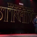 Non sappiamo ancora molti dettagli sul film , ma Strange (interpretato da Cumberbatch) è un chirurgo fallito a cui viene data una seconda possibilità dopo che un mago lo addestra per combattere il male.