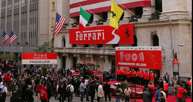 Ferrari-a-Wall-Street