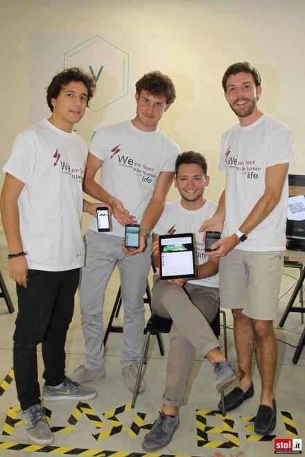 FlashBeing_team