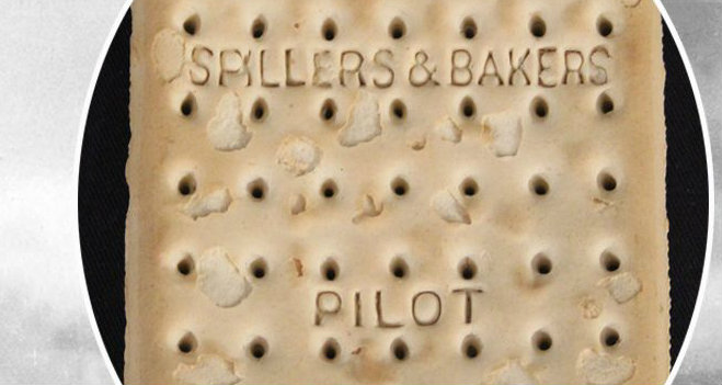 Spillers and Bakers Pilot biscuit
