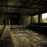 Abbandonata in seguito al disastro di Chernobyl del 1986, Pripyat era prima una città fiorente, che ospitava circa 50.000 persone. La zona più misteriosa della città è il parco giochi, che con gli autoscontri arrugginiti e le giostre fatiscenti, è uno spettacolo desolante e spettrale.