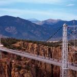 Il ponte più alto degli Stati Uniti.