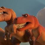 Un mondo in cui i dinosauri non si sono estinti ma convivono con gli esseri umani.