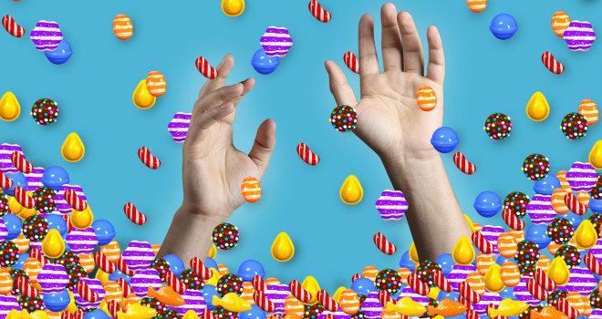 Candy Crush sito di incontri