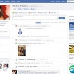 I profili Facebook nel 2008. La bacheca fa la sua prima apparizione