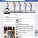2015. Ecco come appare ora (ma ancora per poco!) La pagina profilo del social network più famoso