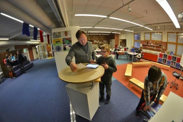 Finlandia scuola senza materie