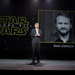 """L'ottavo episodio della franchise di """" Star Wars """", che ancora non ha titolo, sarà diretto da Rian Johnson. Altri capitoli di Star Wars in lavorazione: un nuovo spin-off dell'Antologia dovrebbe uscire nel 2018, seguito dal nono episodio nel 2019."""