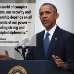 1) Barack Obama
