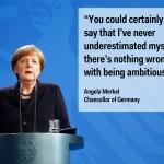 4) Angela Merkel