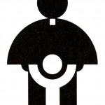 Questo logo è stato concepito nel 1974, quando ancora non era scoppiato alcuno scandalo su chiesa e pedofilia… Peccato che la percezione collettiva negli ultimi decenni sia radicalmente cambiata, ed ora anziché associare l'icona ad un simpatico prete che riceve ed abbraccia il bimbo, il pensiero che tutti cercano di scacciare dalla propria mente è quello della piccola vittima caduta nelle mani sbagliate…