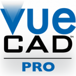 """""""Vuecad Pro"""" è ideata per ingegneri, architetti e professionisti del disegno e permette di lavorare con modelli in 3D da un iPhone o un iPad."""