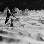 E' stato uno dei primi film ad essere ambientato sulla luna, e ciò che è descritto sarebbe diventato la base per i film spaziali a venire.
