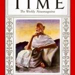 1930, Mahatma Gandhi