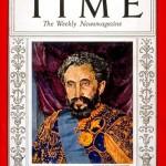 1935, Haile Selassie I