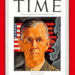 1943, George Marshall