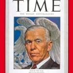 1947, George Marshall