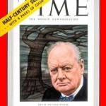 1949, Winston Churchill