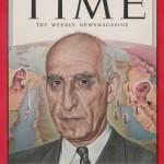 1951, Mohammed Mossadegh