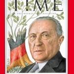 1953, Konrad Adenauer