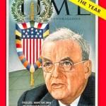 1954, John Foster Dulles