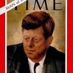 1961, John Kennedy