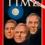 1968, gli astronauti di Apollo 8