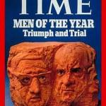 1972, Kissinger e Nixon