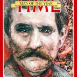 1981, Lech Walesa
