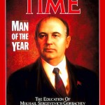 1987, Michail Gorbaciov