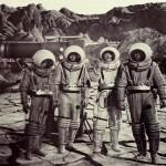 """""""Destination Moon"""" è una delle prime occasioni in cui gli Stati Uniti hanno ottenuto un'assaggio di ciò che c'era al di là del cielo."""