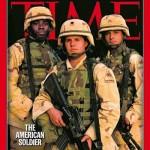 2003, Il soldato americano