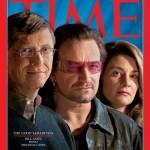 2005, Bono e i Gates