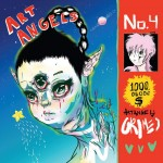 3. Grimes - Art Angels