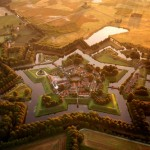 Bourtange, la curiosa città-fortezza olandese a forma di stella