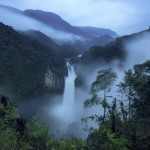 Cascate di San Rafael Ecuador, foto di Ivan Kashinsky