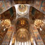 Chiesa del Salvatore del Sangue Versato San Pietroburgo, foto di Sasse