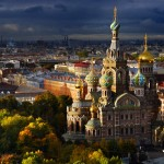Church of Spilt Blood, San Pietroburgo