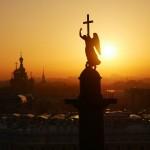 Colonna di Alessandro, San Pietroburgo