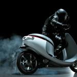 Lanciata quest'anno dopo aver lavorato in modalità segreta dal 2011, la società ha presentato il suo primo prodotto al Comsumer Electronics Show di quest'anno: uno scooter elettrico intelligente senza spina. Lo scooter è alimentato da una batteria portatile che potrà essere  scambiata presso le stazioni Gogoro nelle principali città. Lo scooter Gogoro è ideale per i viaggi brevi e dei pendolari: i suoi scooter vanno fino a 60 miglia all'ora, e si possono percorrere circa 100 miglia con una carica. Il sistema Gogoro collega al cloud tramite una rete cellulare e fornisce la diagnostica di bordo attraverso un app per smartphone.  Finanziamento: 300 milioni di dollari; gli investitori includono Dr Yin e Cher Wang di HTC  Sito web: http://www.gogoro.com/