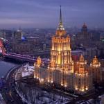 Hotel Ukraina, Mosca