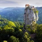 Katskhi Pillar,Georgia