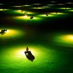 Pescatori Giappone, foto da Asahi Simbun