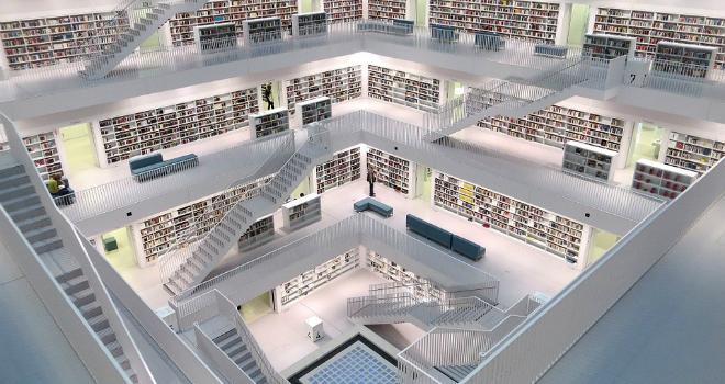librerie del futuro cultura libri leggere scrittori