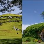In Nuova Zelanda non potete non visitare l'Hobbiville di Tolkien, il paese degli Hobbit de Il Signore Degli Anelli.