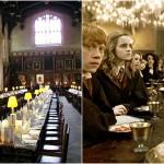 Il Christ Church College è uno dei college più antichi di Oxford. E' famoso, oltre che per aver ospitato 13 primi ministri inglesi in tempo di studi, anche per aver ospitato la famosa scuola di magia di Hogwarts nella saga di Harry Potter.