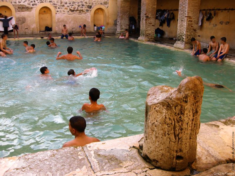 piscine Hammam